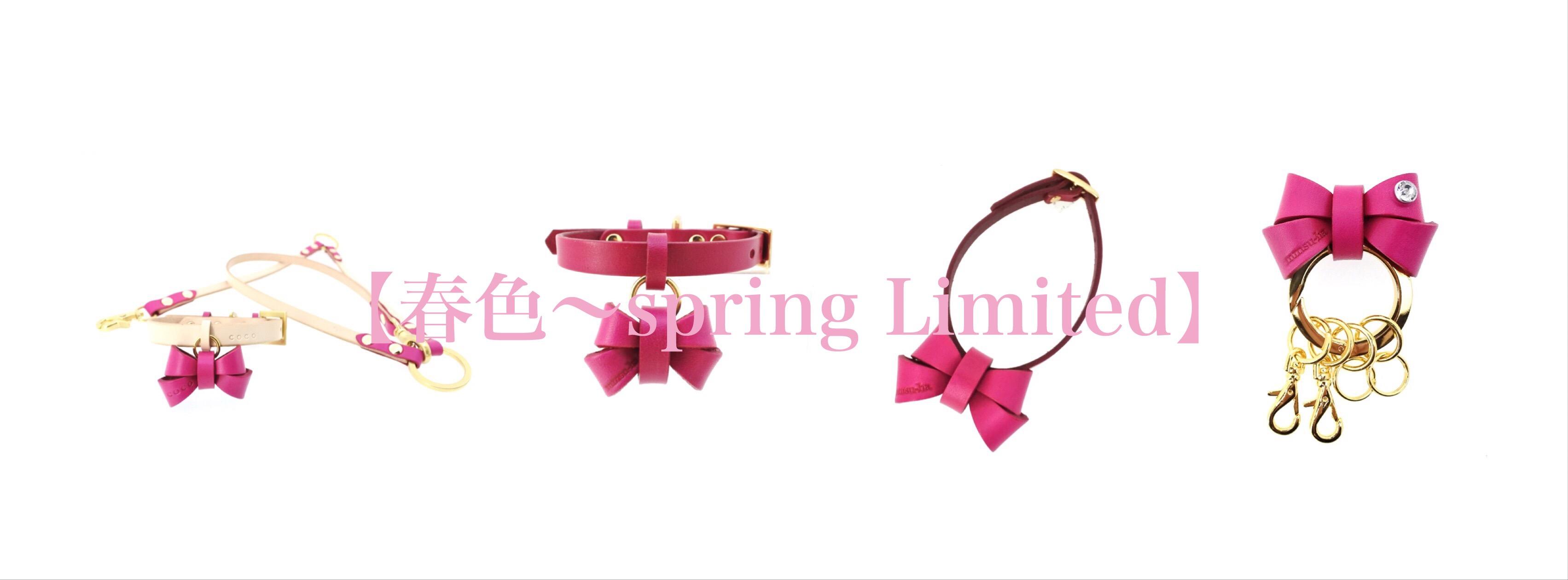 春色〜spring Limited キャンペーン 期間限定価格